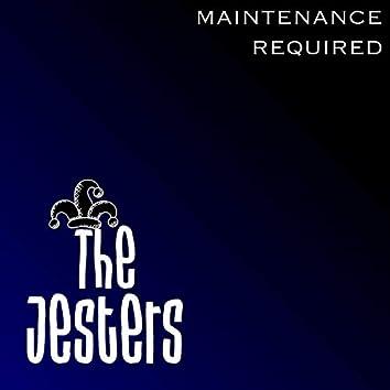 Maintenance Required