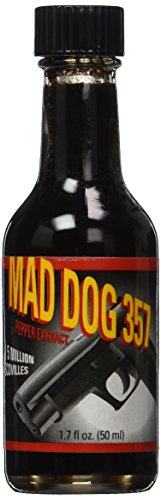 Ashleyfood - Mad Dog 357 Extract 5 Mio. Chili Sauce - 50ml