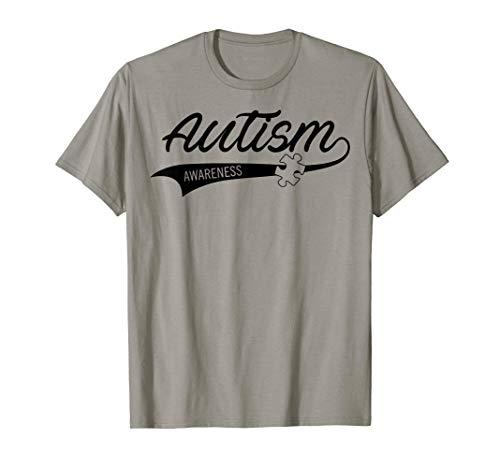 Consciencia sobre el Autismo Camiseta Camiseta