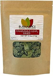 Best dried pandan leaves Reviews