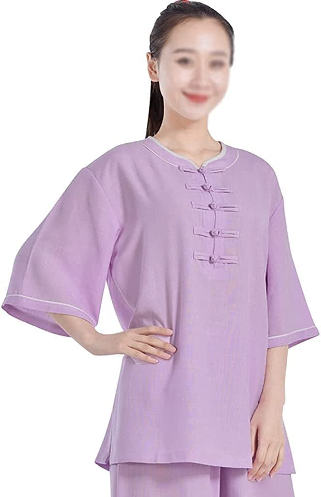ZHANGWW Traditional Tang Kung Max 50% National products OFF Fu Woman Cotton Linen Uniform