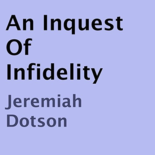 An Inquest of Infidelity cover art