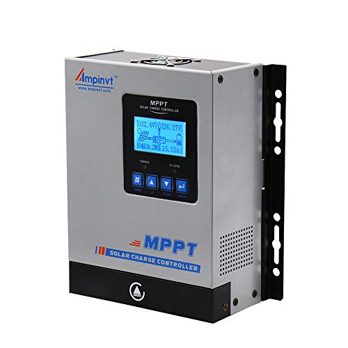 AMPINVT 40amp MPPT Solar Charge Controller review