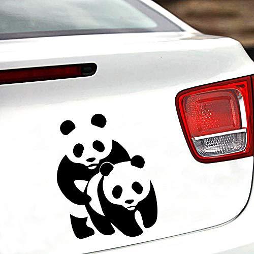 Geiqianjiumai grappige autostickers bevat raamdecoratie-auto-aftrekplaatje motorfiets