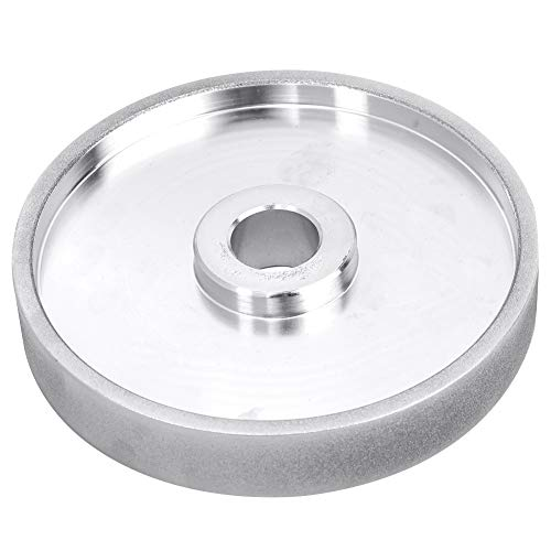 Muela abrasiva Boaby, muela abrasiva de 150mm, diamante CBN para accesorios de herramientas eléctricas de molienda de piedra metálica