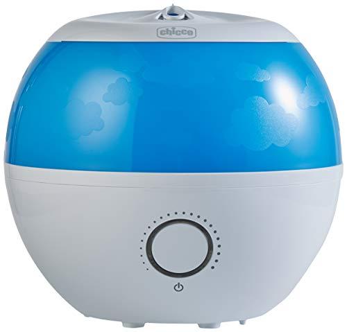Chicco Humi Fresh - Humidificador de vapor frío con contenedor de esencias y autonomía de 8 horas