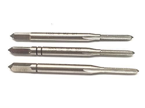 M1 - M30 Handgewindebohrer Gewindebohrer Gewindeschneider HSS-G Regelgewindeewindebohrer Gewindebohrer Gewindeschneider HSS-G Regelgewinde (M2)