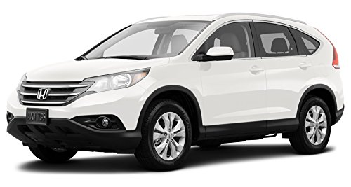 2014 Honda CR-V EX-L, All Wheel Drive 5-Door w/Navigation, White Diamond Pearl