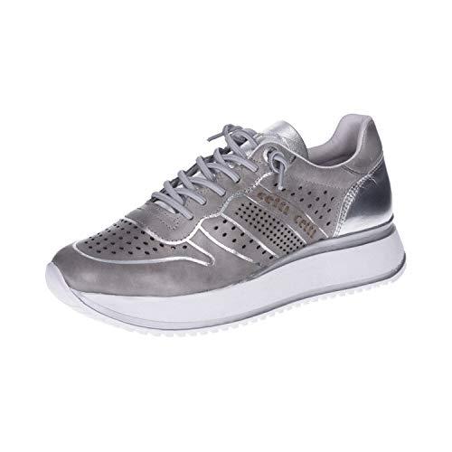Cetti Damen Sneaker C1073 GRAU grau 405984