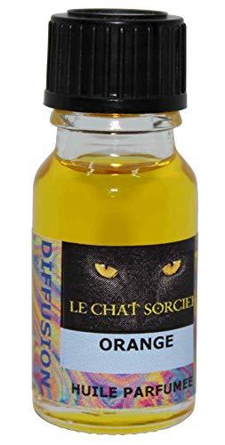 Le Chat Sorcier - Huile Parfumée - Orange (10ml)