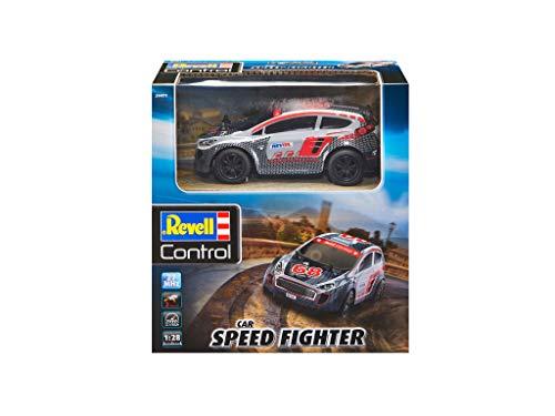 Revell GmbH 24471 Rallye 27 MHz-Fernsteuerung RC Car Speed Fighter, bunt