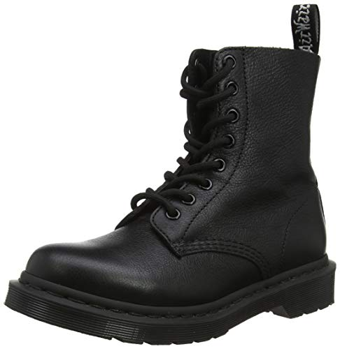 Dr. Martens Biker Boots Pascal Mono Black Virginia schwarz 42
