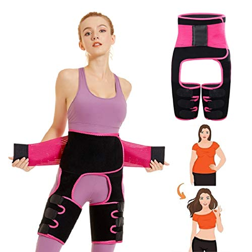 (50% OFF Coupon) 3-in-1 Waist Trainer $14.99