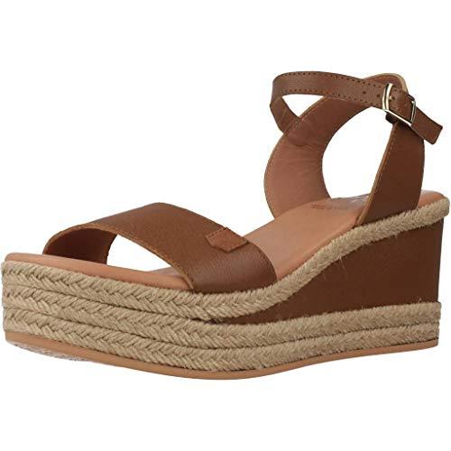 MENORQUINAS POPA Sandalen/Sandaletten, Color Braun, Marca, Modelo Sandalen/Sandaletten 158005P Braun