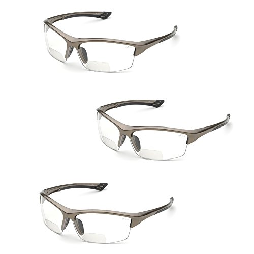 bifocal safety glasses 1 75 - 2