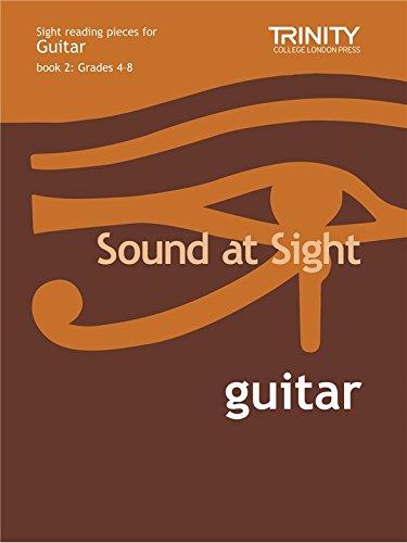 Sound At Sight: Guitar Grades 4-8. Für Gitarre