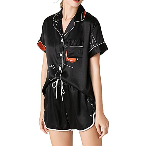 パジャマ レディース 前開き シルク 半袖 夏 ルームウェア 上下セット 涼しい素材 おしゃれ 寝間着 ナイトウェア かわいい 部屋着 大きいサイズ そのまま外に出かける便利服