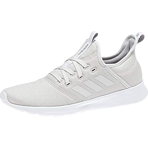 adidas Cloudfoam Pure, Zapatillas de Running Mujer, Blanco (Crywht/Talc/Talc 000), 44 EU
