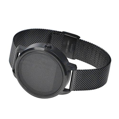 Armbanduhr Herzfrequenz/Armbanduhr für Frauen/Übungsmatte/Meter, Sleep Monitoring, Smart Uhr für Herren WASSER mit SIM-Karte Android v360e Smartwatch für Kinder–blacksmart Armbanduhr MP3-Player