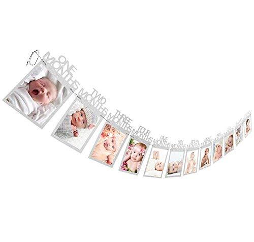 Uteruik muur opknoping Banner slinger (1 tot 12 maanden, 1 set)