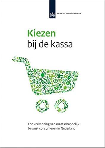 Kiezen bij de kassa: een verkenning van maatschappelijk bewust consumeren in Nederland