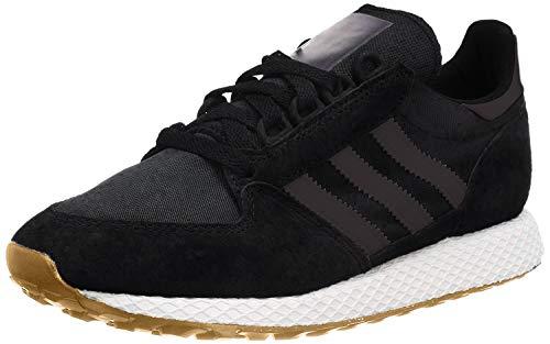 adidas Forest Grove Scarpe da fitness Uomo, Nero (Negro 000), 39 1/3 EU (6 UK)