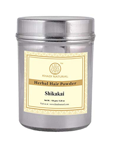 Khadi Natural Organic Shikakai Powder, 150g