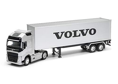 Welly Volvo FH - Camión Coleccionable (4 x 2), Escala 1/32°, 810702,