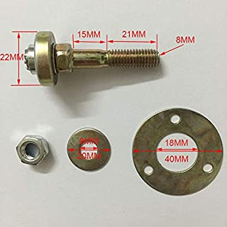 Cowmole Co. Furniture Connecting Fitting Screw kit Rocking Chair Accessories Rocker Bearing Connecting Fittings KF288