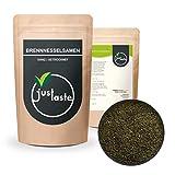 500 g Brennnesselsamen   Aus Wildsammlung naturbelassen   Vegan   Rohkost   justaste Qualität   Brennnessel Samen ganz