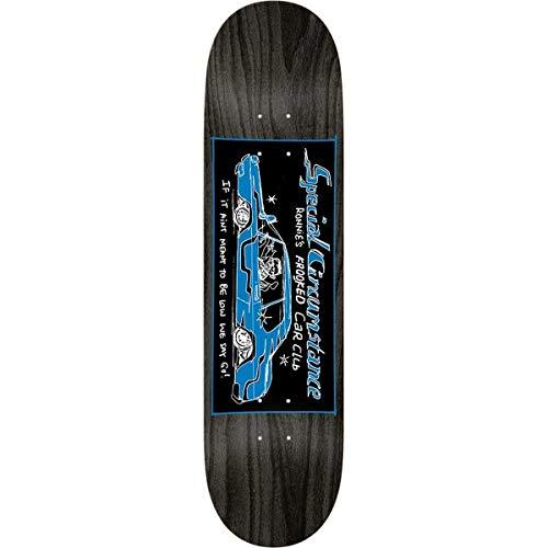 Krooked Skateboard Ronnie Car Club, 8.25 x 32 cm