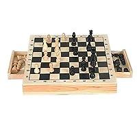 チェス盤 チェスの木の大人の子供のチェスセット観光板ゲーム教育チェスゲーム家族屋内チェス娯楽玩具 HYFJP