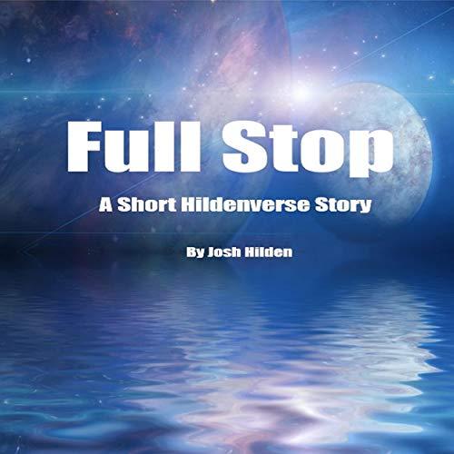 Full Stop audiobook cover art