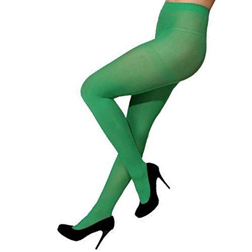 Generique - Collants Verts Adulte