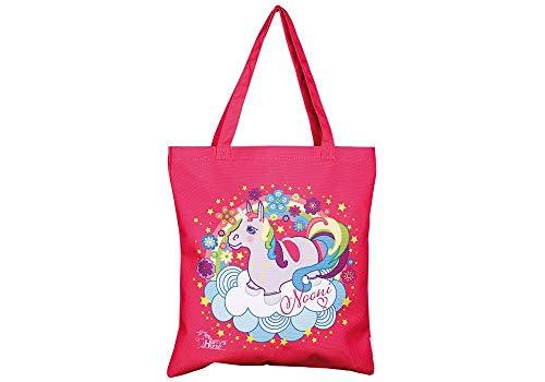 Harrys horse Tasche Nooni Stoffbeutel pink Einhorn Tasche