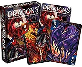 Aquarius Ruth Thompson Dragons Playing Cards
