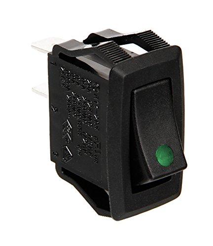 Lampa 45542 Interrupteur avec lumière LED (Vert)