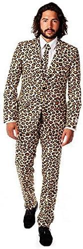 Envío y cambio gratis. Opposuits UK 44  EU 54 The The The Jag Leopard Suit Talla Fancy Dress  Costume by OppoSuits(TM)  en venta en línea