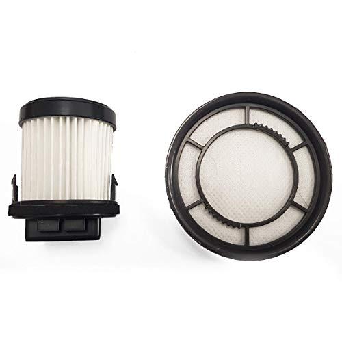 Lineatielle - Kit filtro Hepa e filtro sebatoio polvere - Speedy Cleaner - Filtro Circolare