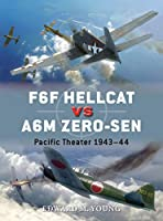 F6F Hellcat vs A6M Zero-sen: Pacific Theater 1943-44 (Duel)