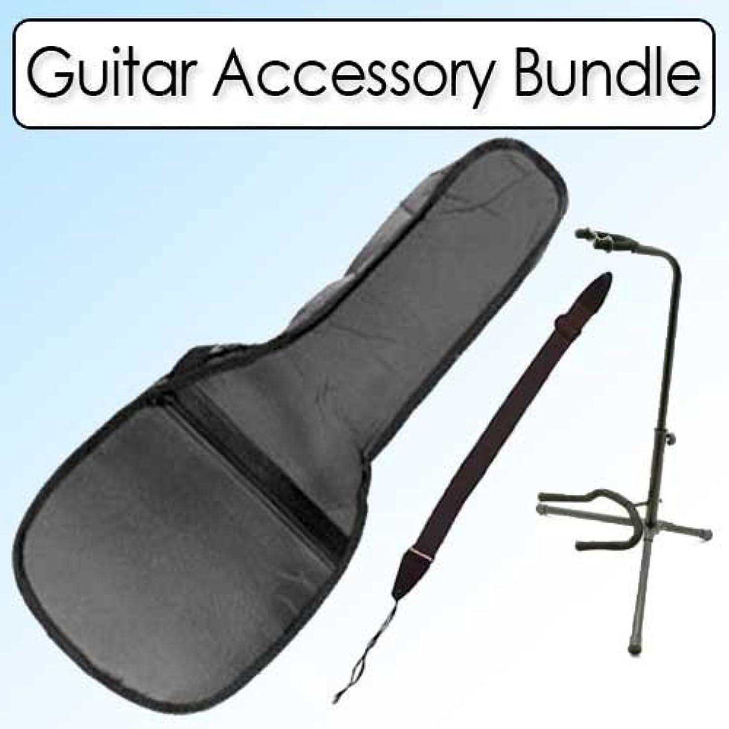 容赦ない魅了する補正On Stage GBA-4550 アコースティックギター Bag & Accessory Outfit アコースティックギター アコギ ギター (並行輸入)