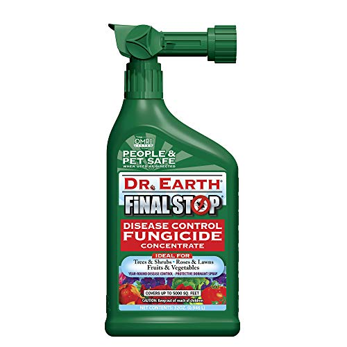 Dr. Earth Final Stop Disease Control Fungicide, 32 oz.