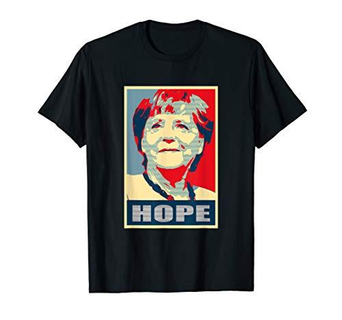 Angela Merkel t shirt Bundeskanzler Angela Merkel T-Shirt