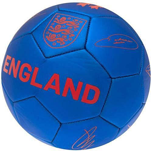 England FA Football Signature MT Offizieller Merchandise-Artikel