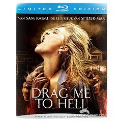 Drag me to Hell - Star Metal Pak / Steelbook - UNCUT [Blu-ray]