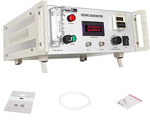 CGOLDENWALL Generatore di Ozono di Alta Purezza Medical Ozono Macchina Disinfezione Macchina per Ospedale Pharmazeutische Disinfettante Sterilizzazione Trattamento Acque Reflue (7g/h)