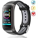 TagoBee TB14 Fitness Tracker Heart Rate Monitor...