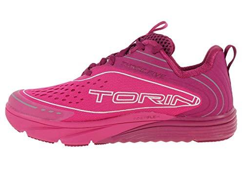 ALTRA Women's AFW1837F Torin 3.5 Running Shoe, Pink - 6.5 B(M) US