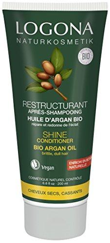 Logona Bio Argan Oil Shine Conditioner