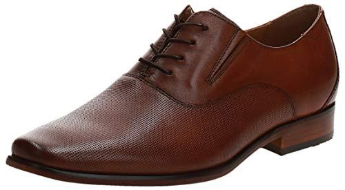 ALDO Men's Oliliria Dress Shoe Uniform, Cognac, 8